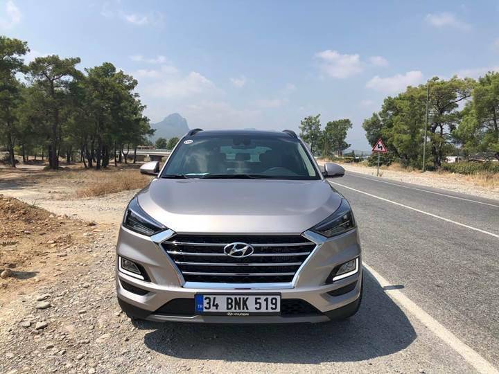 Dizel motorlu 2019 Hyundai Tucson'un Türkiye fiyatı belli oldu