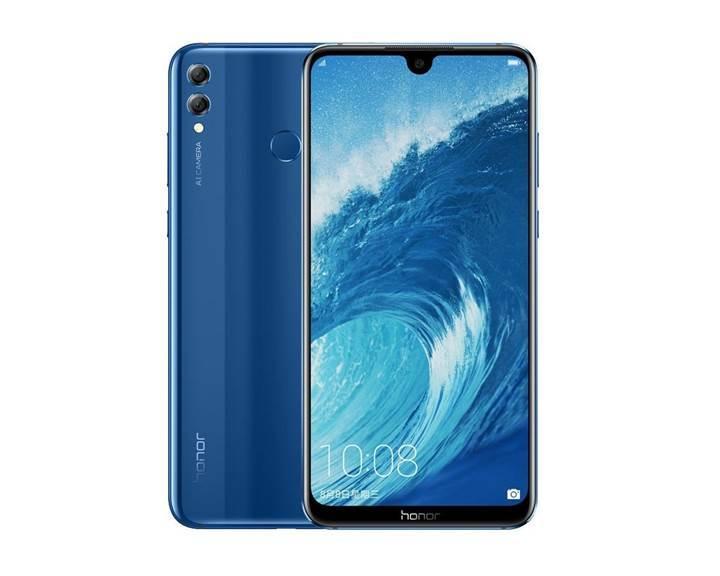 Huawei'nin yeni devleri Honor 8X ve Honor 8X Max tanıtıldı