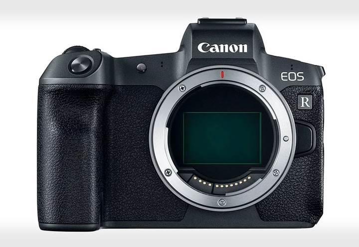 Canon sonunda EOS R tam kare aynasız fotoğraf makinesini tanıttı