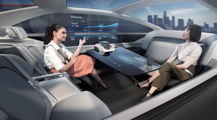 Volvo'dan havayolu şirketlerine rakip otonom araç: 360c