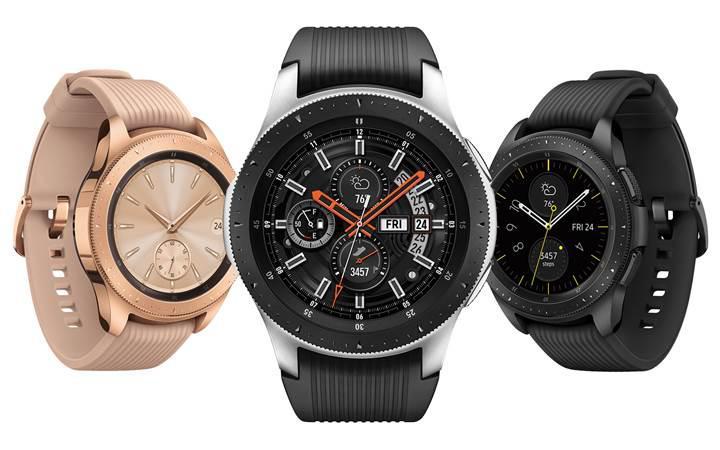 Samsung'un yeni akıllı saati Galaxy Watch Türkiye'de! Galaxy Watch fiyatı: