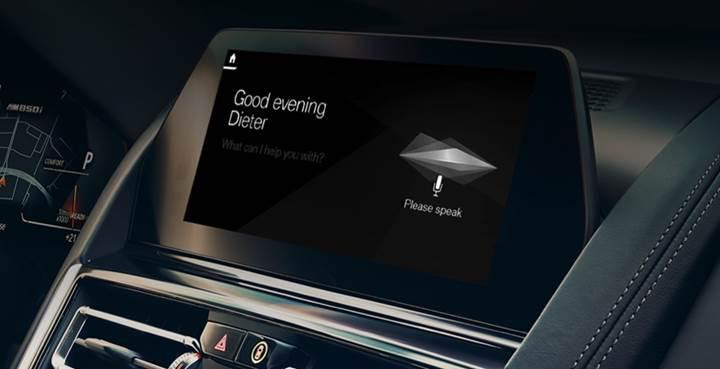 BMW kendi araç içi sanal asistanını tanıttı