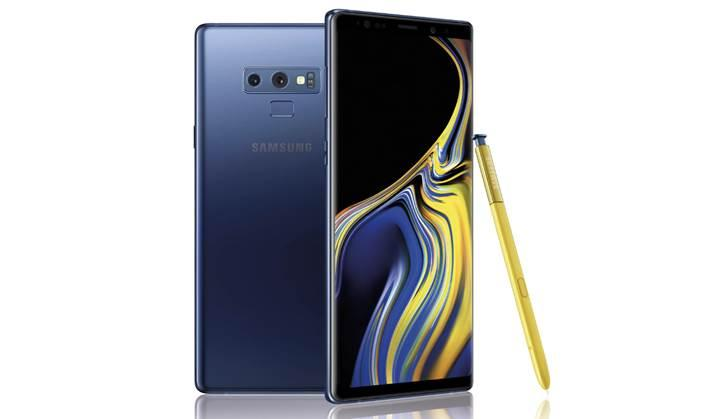 Samsung Galaxy Note 9'a zam geldi: 8000TL