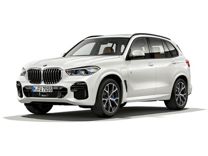 Hibrit BMW X5 xDrive45e tanıtıldı; hem daha güçlü hem daha verimli