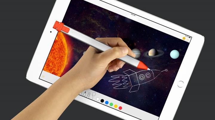 Ucuz iPad kalemi Logitech Crayon artık herkes tarafından satın alınabilecek