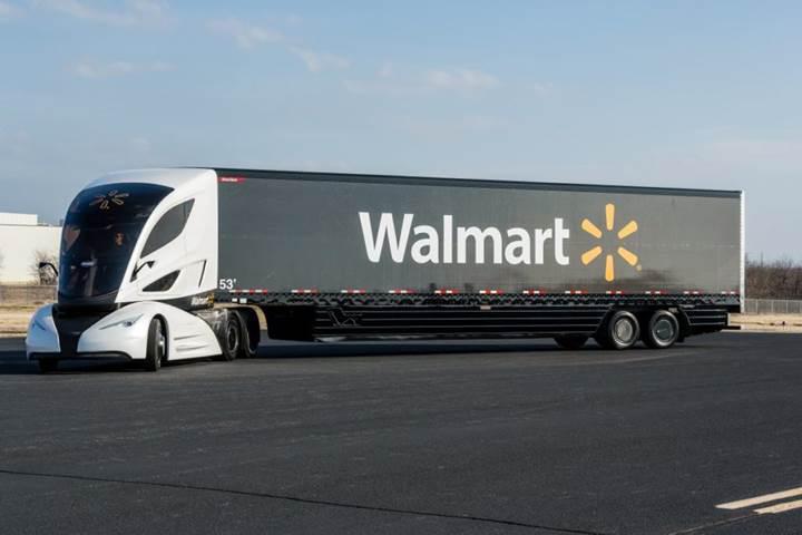 Walmart, 30 Tesla Semi daha alacağını açıkladı