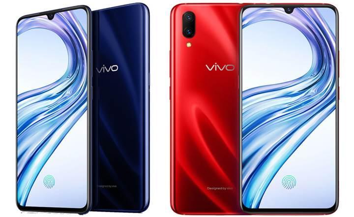 Vivo X23 resmen tanıtıldı: 8 GB RAM, ekrandan parmak izi okuma ve çift kamera