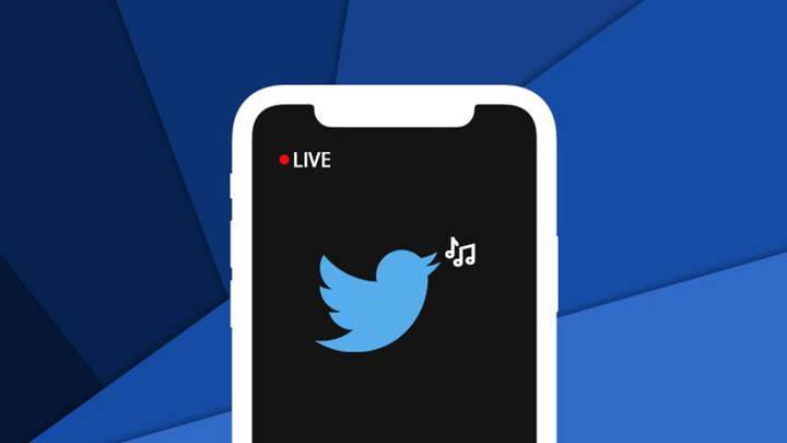 Twitter'ın iOS versiyonuna ses yayını yapma özelliği geliyor