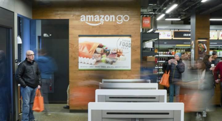 Amazon, kasiyersiz mağaza sayısını artırmayı planlıyor