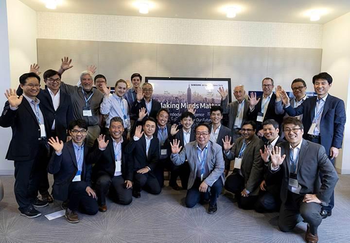 Samsung, New York'ta yeni bir yapay zeka merkezi açtı