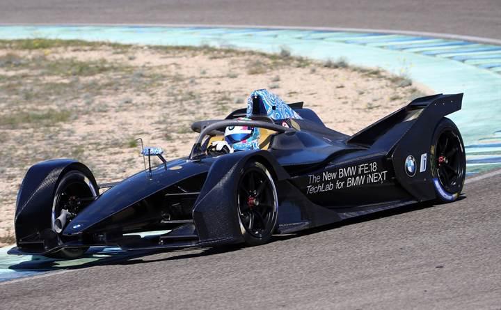 BMW, önümüzdeki hafta Formula E pilotunu açıklayacak