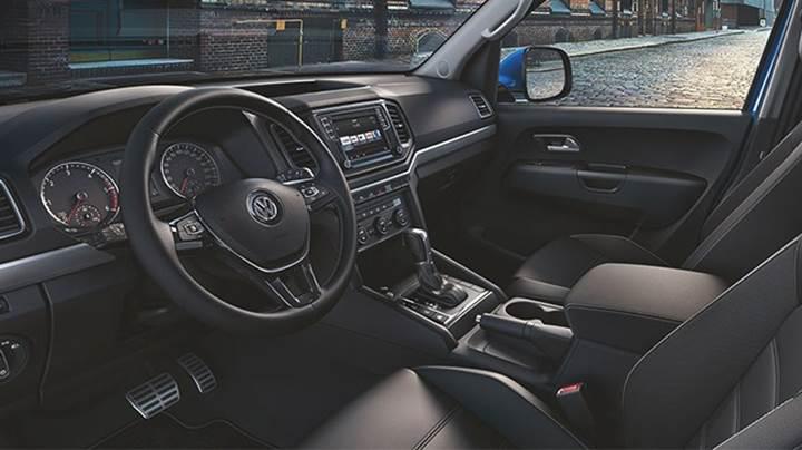 258 PS motoruyla yeni Volkswagen Amarok Aventura ve Türkiye fiyatı