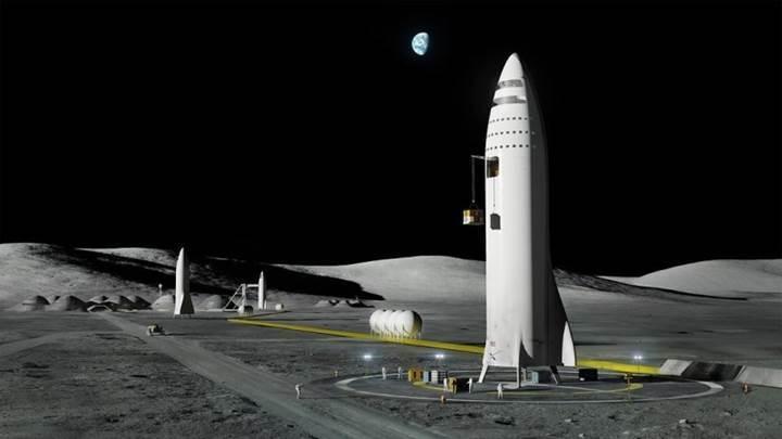 SpaceX, Mars uzay gemisinin testlerine önümüzdeki yıl başlayacak