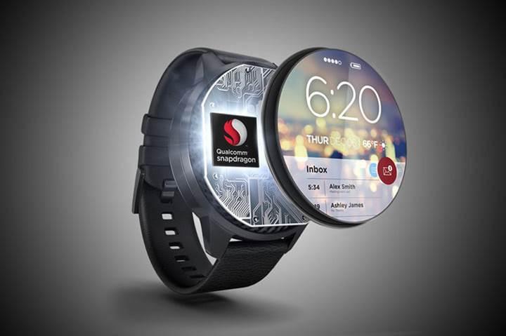 Qualcomm, akıllı kol saatleri için Snapdragon Wear 3100 yonga setini tanıttı
