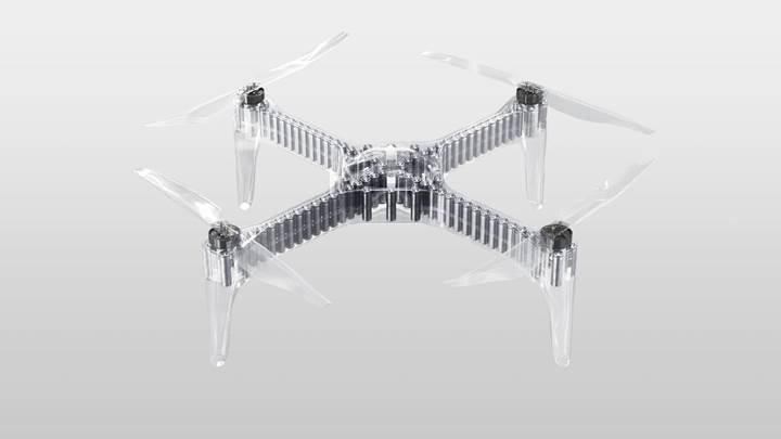 Impossible Aerospace, 2 saat uçabilen drone yaptı
