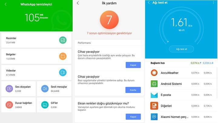 Xiaomi akıllı telefonlarına WhatsApp Cleaner desteği