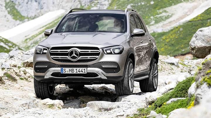 2019 Mercedes-Benz GLE tanıtıldı; hafif hibrit teknolojisi ve daha fazlası