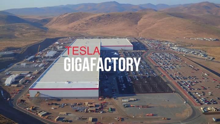 Tesla, kWh başına 100 dolarlık bir pil hücresi maliyeti hedefliyor
