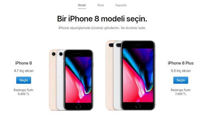 iPhone fiyatlarına zam geldi! iPhone X satıştan kalktı