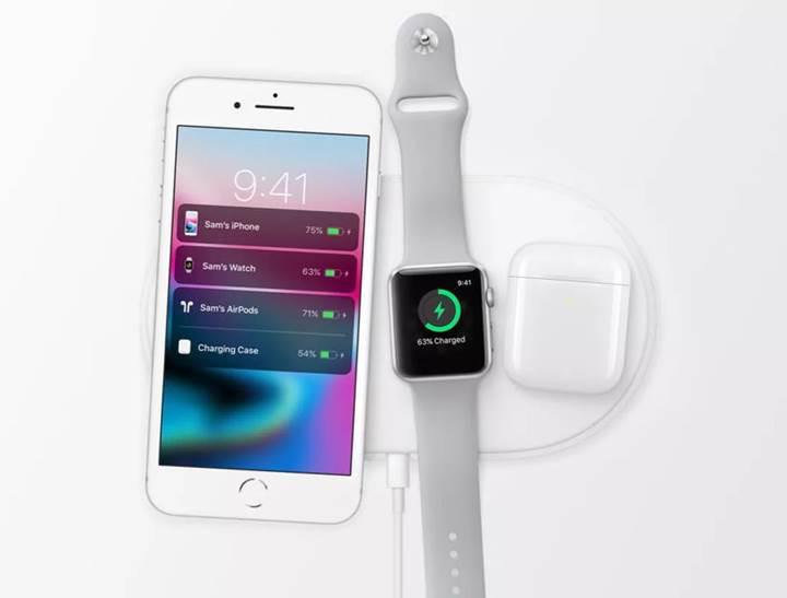 Apple web sitesinden de kaldırdı: AirPower nerede?