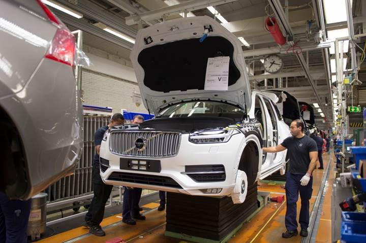 Volvo, Florence Kasırgası yaklaşırken üretimi durdurdu