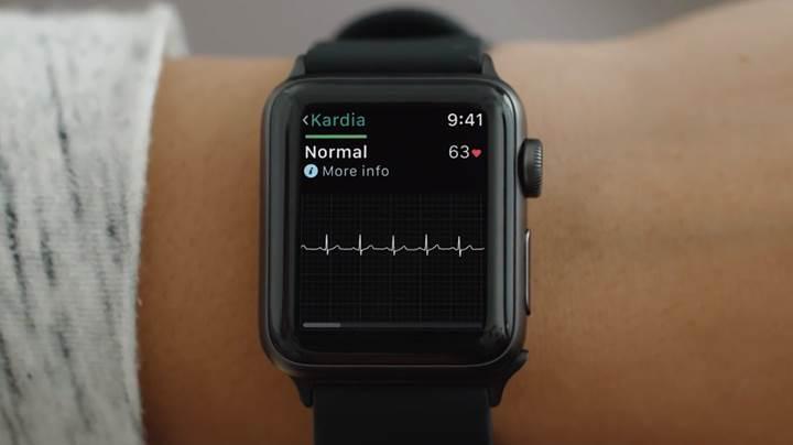 Apple Watch 4'ün EKG özelliği nedir? Nasıl kullanılır?