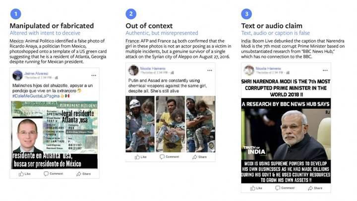 Facebook sahte haberlerle savaş için yapay zeka kullanıyor