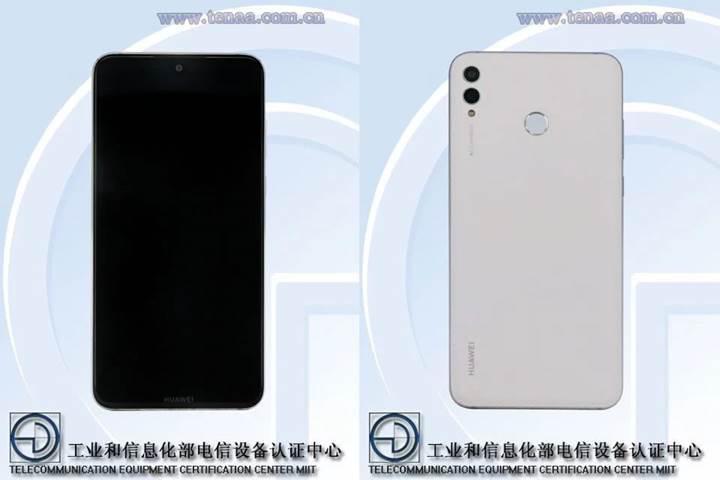Huawei'nin 7.12 inçlik deri kaplamalı akıllı telefonu TENAA'da listelendi