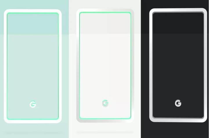 Google Pixel 3 farklı renk seçeneğine sahip olacak