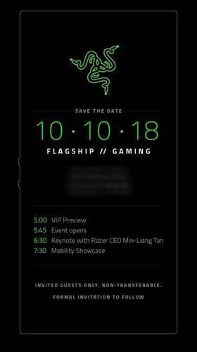 Razer Phone 2'nin resmi tanıtım tarihi açıklandı