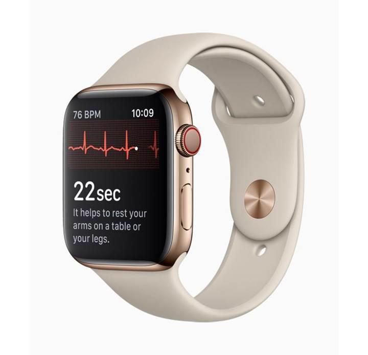 Apple Watch 4, AFib hastalığını yüzde 98 oranında doğru teşhis ediyor