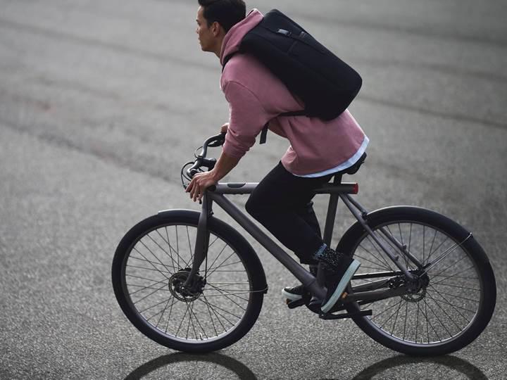 Google'ın patronu Larry Page'in son girişimi bisikletler için hyperloop