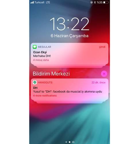 iOS 12 çıktı! iOS 12 ile gelen yenilikler neler?