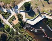 """""""Park ve bahçeler"""" kategorisinde kazananlardan biri/Sydney Park Water Re-Use Project, Avusturulya"""