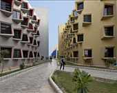 """Multi Family Housing"" kategorisinde kazananlardan biri/The Street, Hindistan"