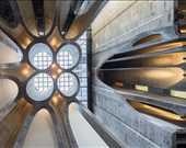 Restorasyon kategorisinde kazananlardan biri/Zeitz Museum of Contemporary Art (MOCAA)