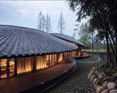 """""""Kent Merkezi, hükümet binası"""" kategorisinde kazananlardan biri/In Bamboo, Çin"""