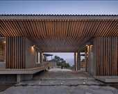 """""""Konut"""" kategorisinde kazananlardan biri/Grandpa's Cool House, Güney Kore"""