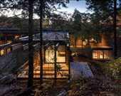 """""""Konut"""" kategorisinde kazananlardan biri/The Bear Stand Home, Kanada"""