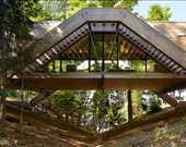 """""""Konut"""" kategorisinde kazananlardan biri/ Llama Urban Design tarafından tasarlanan Bridge House, Kanada"""