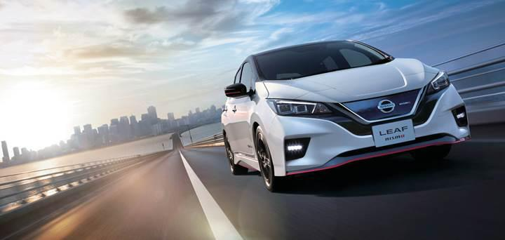 Nissan yakında Leaf'in daha uzun menzilli versiyonunu çıkaracak
