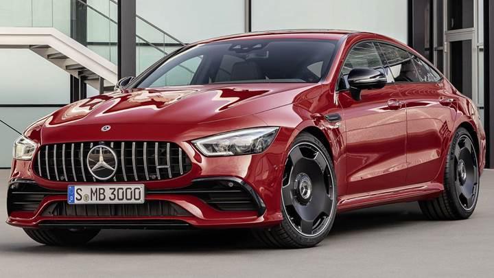 Mercedes-AMG GT 43 tanıtıldı!