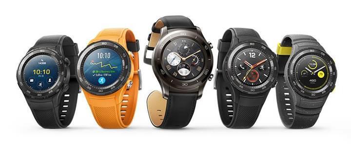Huawei'nin yeni akıllı saati Huawei Watch X olarak adlandırılabilir