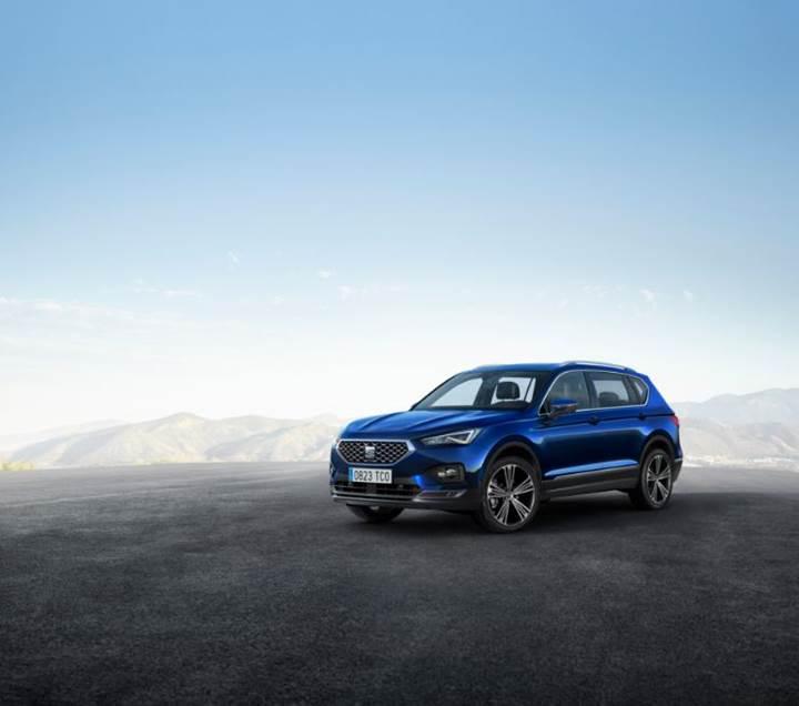 Seat'ın yeni SUV modeli 2019 Tarraco tanıtıldı