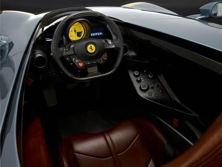 Ferrari'nin Icona serisi: Monza SP1 ve SP2 Speedster tanıtıldı!