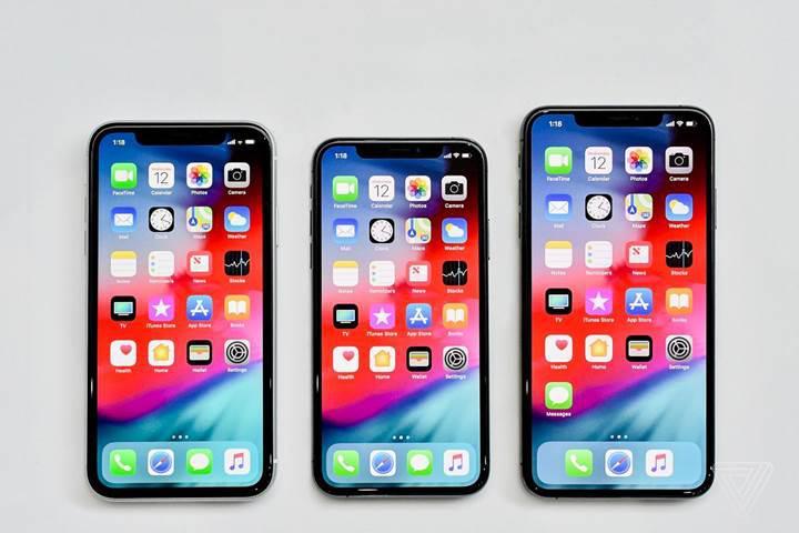 2019 iPhone modellerinde çentik küçültülebilir