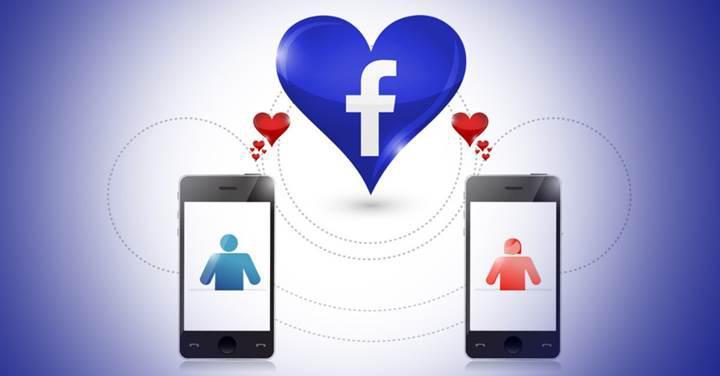 Facebook'un çöpçatanlık hizmeti test yayınına başladı
