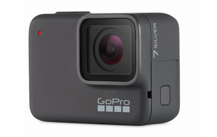 GoPro'nın üç kameradan oluşan Hero7 serisi duyuruldu