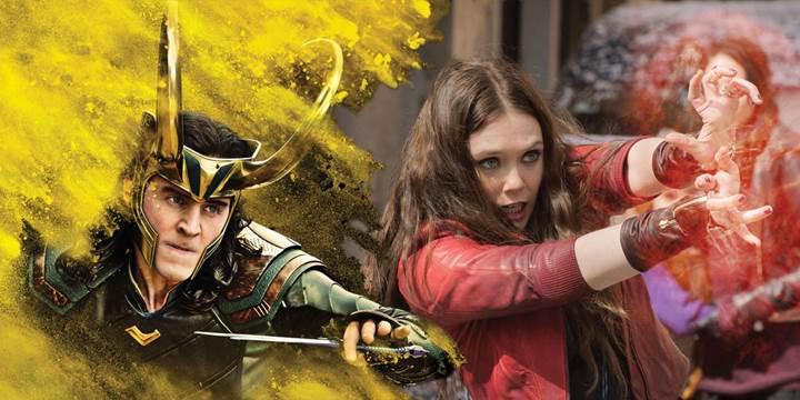 Loki ve Scarlet Witch dizileri için hazırlıklara başlandı