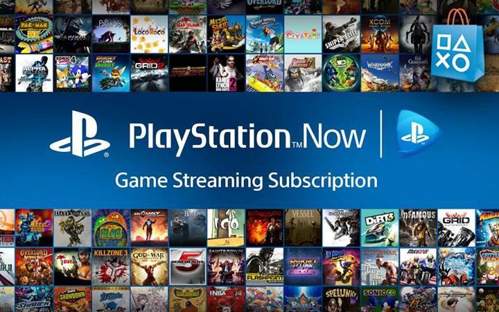 PlayStation Now'a oyun indirme seçeneği geldi